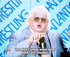 Happy Birthday to the American Dream,  Dusty Rhodes! Long the Dream!
