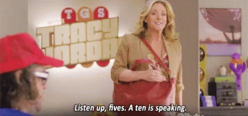 Happy birthday Jane Krakowski, the woman who gave me my aura, Jenna Maroney.