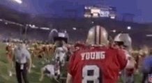 Happy Birthday to the Greatest Steve Young!