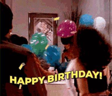 Happy Birthday Liz!!!
