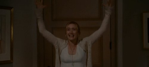 Happy birthday to one of my two favorite Hollywood actresses-Kate Winslet.