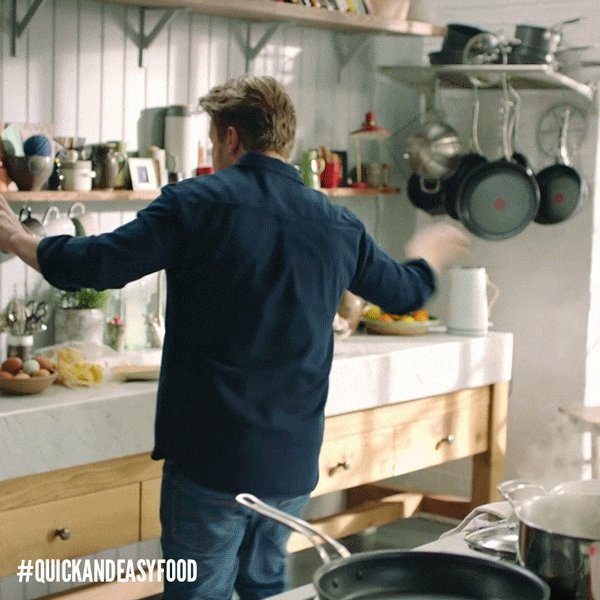The universal 'momentarily forgotten where I put something' dance… #QuickAndEasyFood https://t.co/oDDT3neCT0