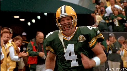Let me be the first to wish Brett Favre a Happy Birthday today