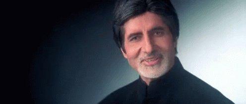 Happy Birthday Shri Amitabh Bachchan Sir