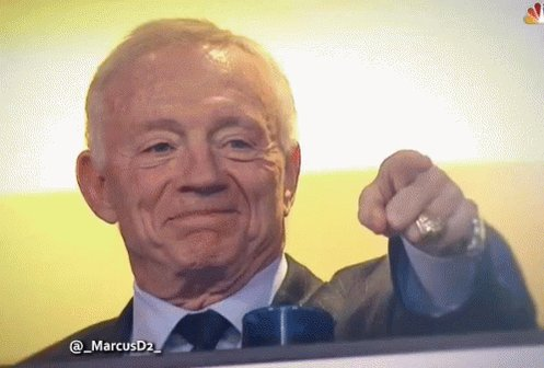 Happy birthday to one of the best owners in football history of happy birthday to jerry jones