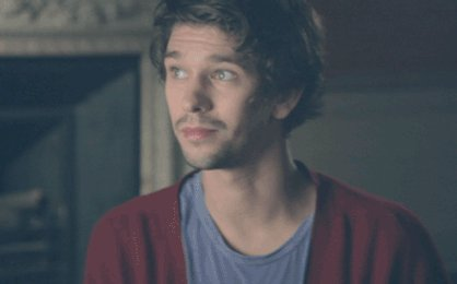 Happy birthday my dear and lovely Ben Whishaw