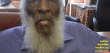 Happy Birthday, Baba Dick Gregory!! Oct. 12, 1932