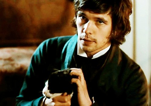 Happy birthday to my long time fave ben whishaw
