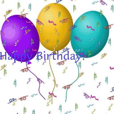 Happy Birthday!!! Hope it\s a good one!