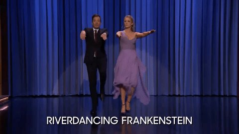 Blake Lively had an epic dance battle with Jimmy Fallon, and she did not go easy on him: