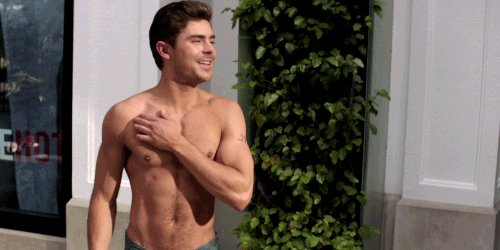 Happy birthday to the ultimate BAE, Zac Efron!