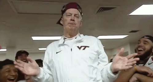 Happy Birthday to the legend Frank Beamer!