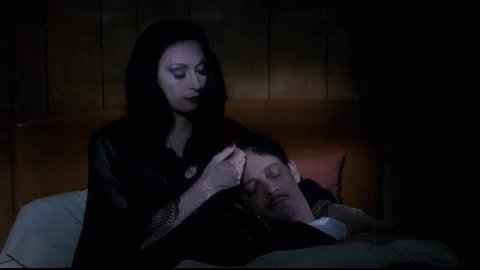 Trying to get in the Halloween Spirit during the Trump era.  #13daysofhalloween #addamsfamily https://t.co/y9q4RR9elV