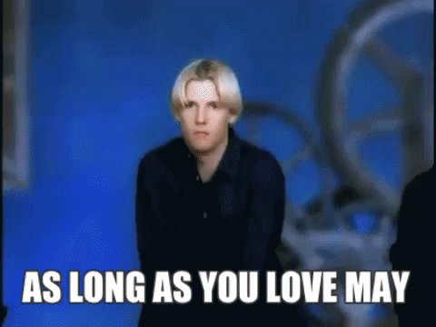 RT @sammgiraffesx: #FTDP oh man. The Backstreet Boys were so dreamy. @1035KISSFM https://t.co/H3EbC0ywxu