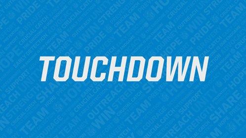 TOUCHDOWN!!! @TravisBenjamin3 returns the punt for a 65-yard TD! #DENvsLAC