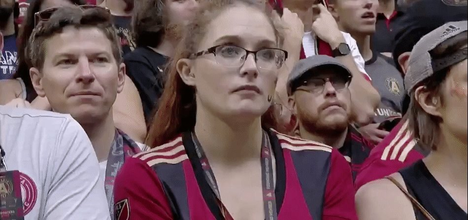RT @torontofc: When you lose your beer and the lead... 😩  #TFCLive | #ATLvTOR | 2-2 https://t.co/OviLTmmyyE