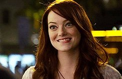 "EW ""EWFlashback: Happy birthday to Emma Stone! The actress names the movies of her life:"