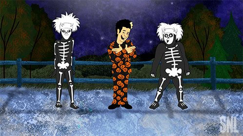 David S. Pumpkins returns tonight in SNL Halloween-themed animated special