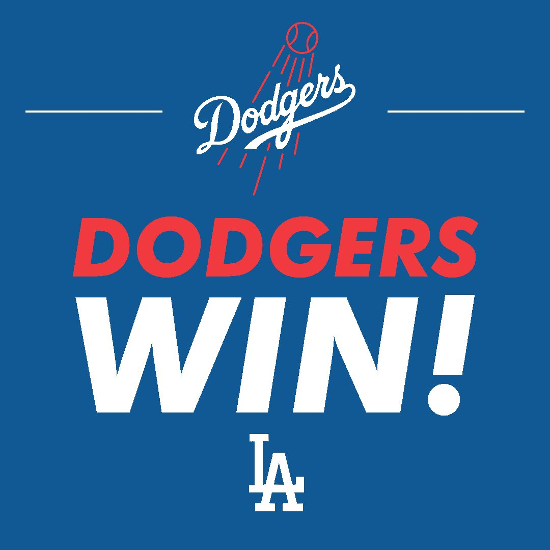 RT @MayorOfLA: The @Dodgers win!!!  #ThisTeam is taking the #WorldSeries to Game 7. https://t.co/nMeN8NIaZB