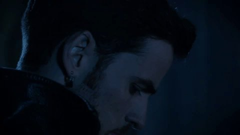 """I'm Captain Hook. I can take care of one wiley witch.""Commence Smolder#OnceUponATime"