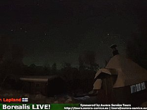 Blazing fireball with 'the glow of 100 full moons' lights up Arctic sky in Finland