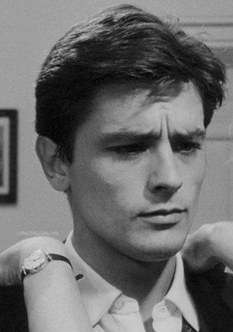 Happy birthday Alain Delon.