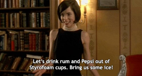 Happy Birthday to the queen of quirk herself, Parker Posey!