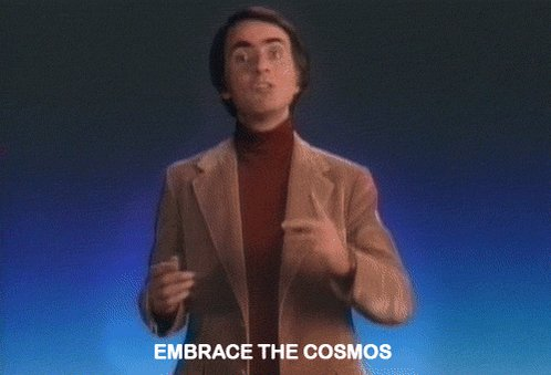 Happy Birthday Carl Sagan!!       SCIENCE RULES!!