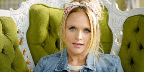 Happy birthday, Miranda Lambert!!
