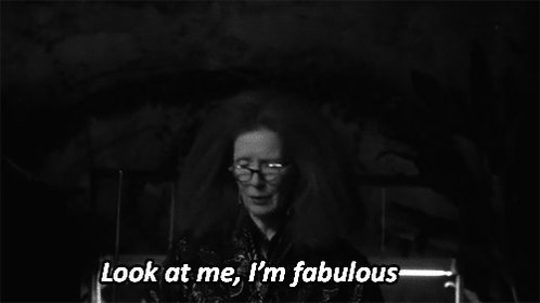 HAPPY BIRTHDAY TO THE SECOND QUEEN OF AHS, FRANCES CONROY