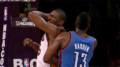 Happy 38th Birthday to legend himself Ron Artest!