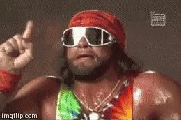 Happy birthday to the man, the Macho Man Randy Savage!!!