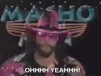 "Happy 65th Birthday to ""Macho Man\"" Randy Savage!!!"