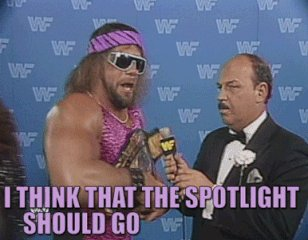Happy birthday Macho Man Randy Savage!
