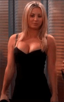Happy birthday Kaley Cuoco you wonderful woman!!
