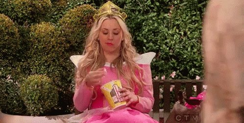 Happy birthday to another princess! Wishing you the best,  Kaley Cuoco!!!