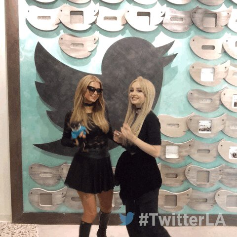 RT @TwisitorLA: Twish you were here at @TwitterLA with @kimpetras and @parishilton! #TwitterLA https://t.co/axts5BRW4f