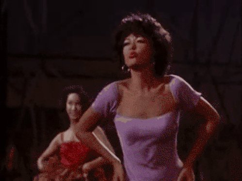 Happy Birthday to the sensational Rita Moreno