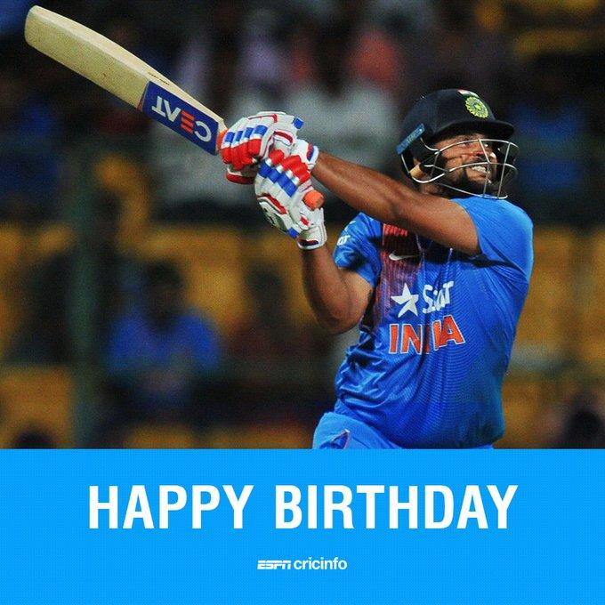 Happy birthday to Suresh Raina!  What\s your favourite memory?