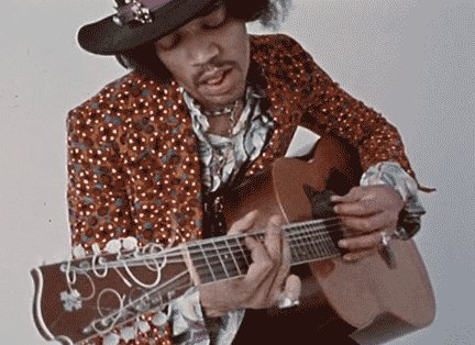 Happy Birthday Jimi Hendrix. The greatest guitar player of all time.