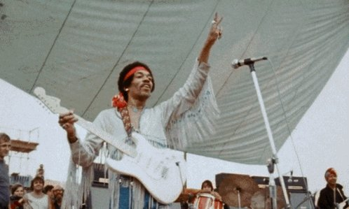 Happy Birthday to the legend Jimi Hendrix!!