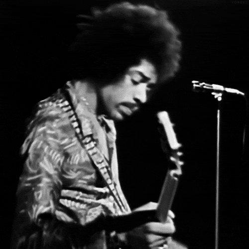 Happy birthday to the legendary Jimi Hendrix