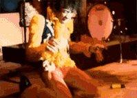 Happy Birthday, Jimi Hendrix! The legendary rocker would have been 75 today.