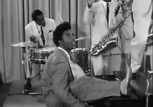 Happy Birthday to the true inventor of Rock and Roll Little Richard