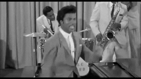 Happy 85th birthday to the legend, Little Richard.