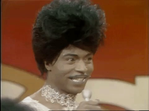 Happy Birthday, Little Richard!!