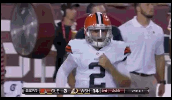 Happy 25th birthday to Johnny Manziel