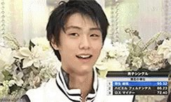 Happy birthday to Yuzuru Hanyu i really hope he\s doing okay :)