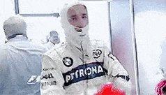 Everybody in crew towers wants to wish happy birthday to Robert Kubica!