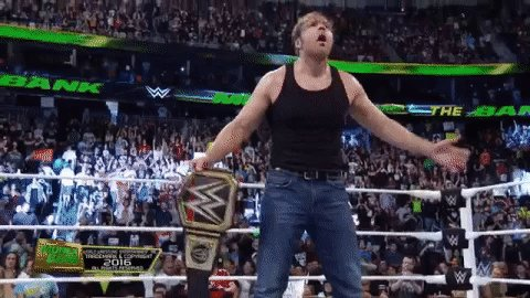 Happy 32nd Birthday to former WWE Champion, Dean Ambrose.